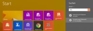 "Screenshot - Eingabe ""VPN"""