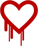 Logo Heartbleed Bug
