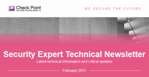 Security Expert Technical Newsletter