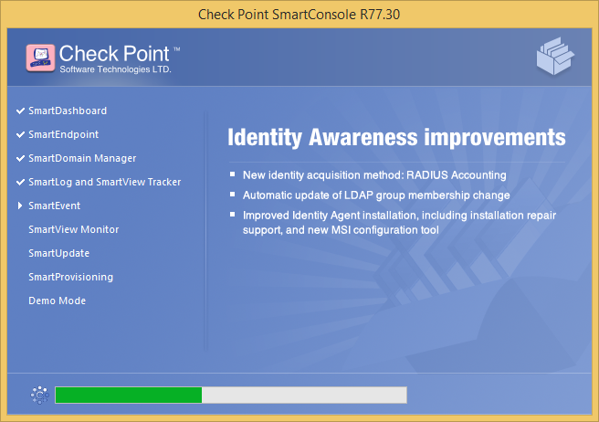 Checkpoint vpn client r77 30