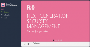 Check Point R80 - Next Generation Security Management