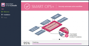 Check Point R80 - Smart Ops+